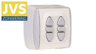Somfy Inis Duo Opbouw (1800027)